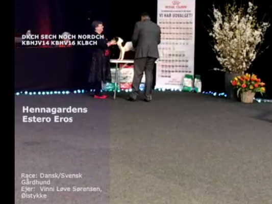 Eros Show of Winners